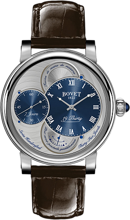 Bovet 19Thirty 42mm Dimier RNTS0004-P
