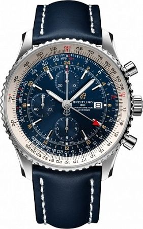 Breitling Navitimer 1 Chronograph GMT a24322121c2x1